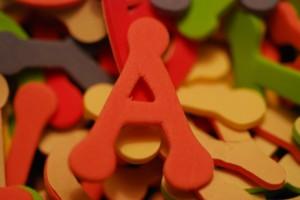 orange alphabet 900x602