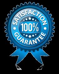 100 % guarantee